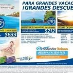 COLOMBIA grandes vacaciones grandes descuentos - 22jul14