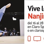 NAJING 2014 youth olympics games CLARO SPORTS - 25ago14