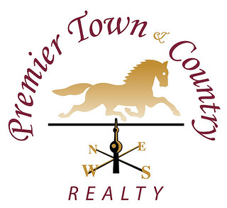 Premier Town and Country Realty Logo