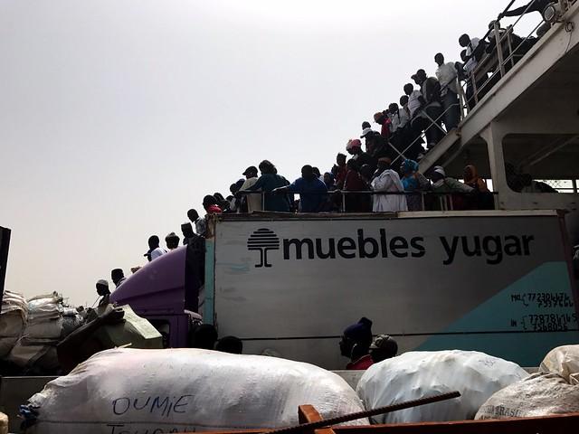 banjul ferry crossing