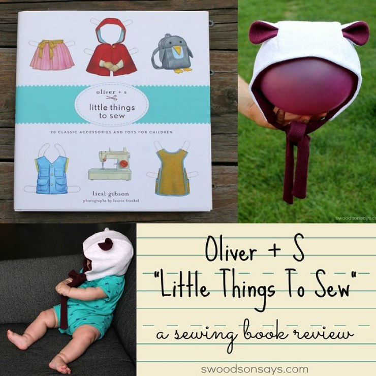 Little Things To Sew Book Review