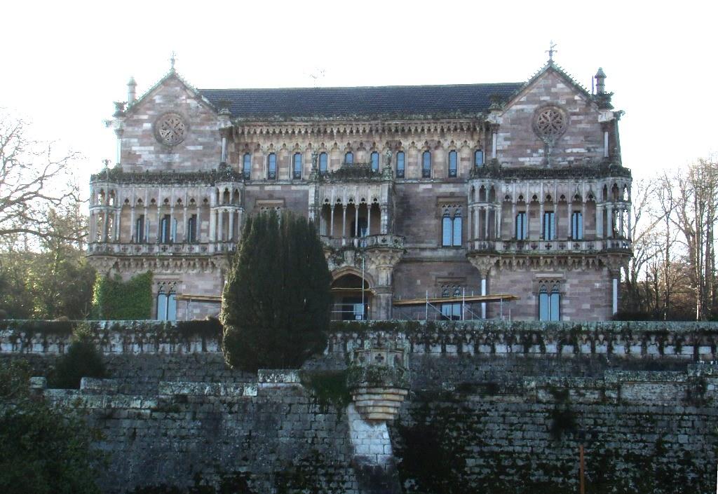 Palacio de Sobrellano o del Marqués de Comillas Cantabria 2