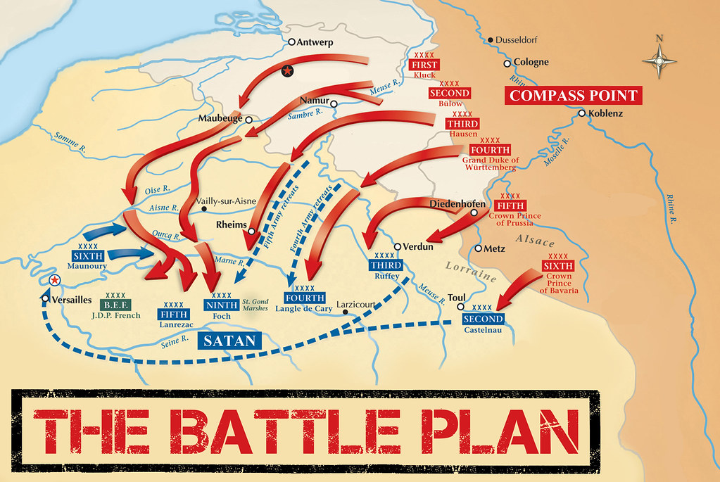 The Battle Plan This Is A Graphic For Sermon Series For