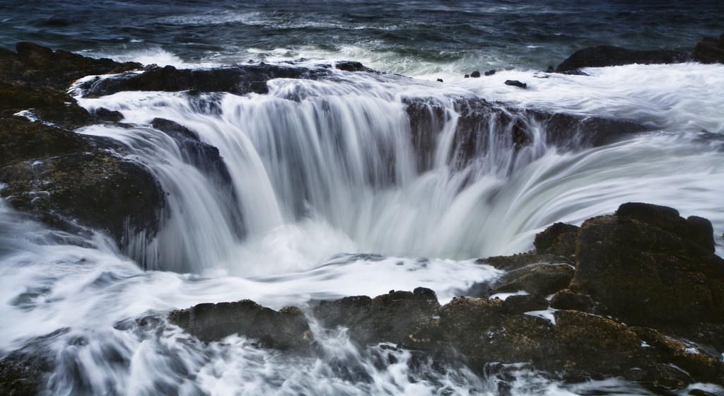 Cape Perpetua Thors Well Devils Churn Etc Flickr