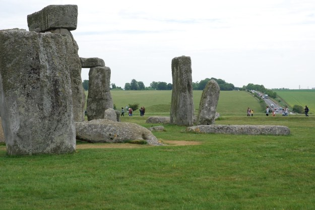 Stonehenge and the A303