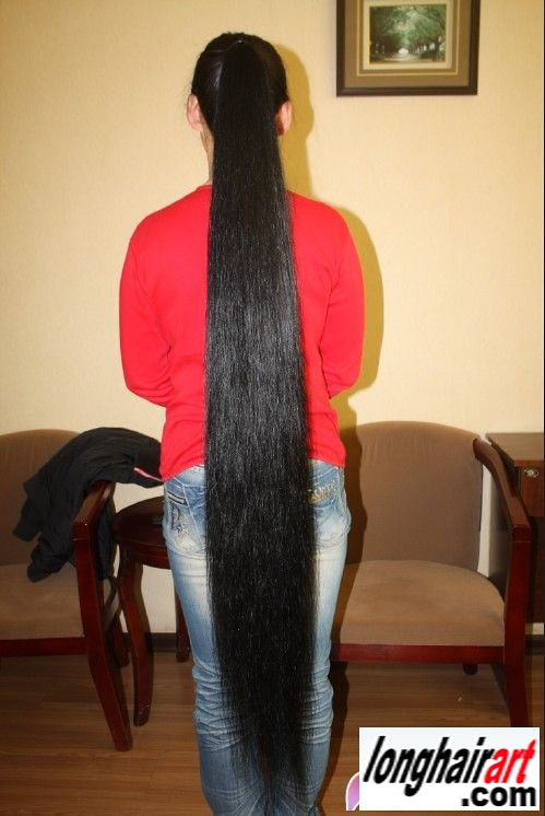 4 150 Cm Thick Wonderful Super Chinese Long Hair For Sale