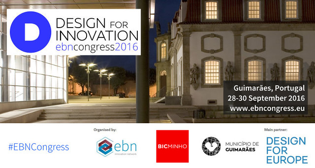#EBNCongress 2016 - Design for Innovation