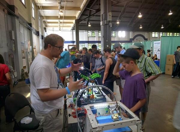 Vancouver Maker Faire 2014