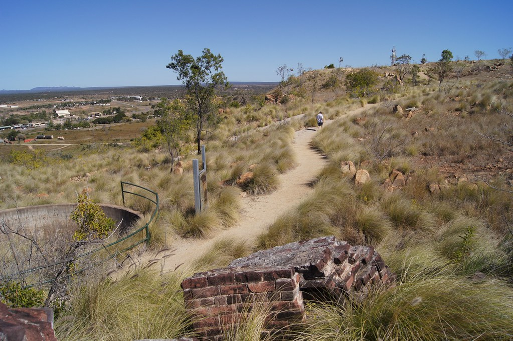 Charters Towers Qld Australia Charters Towers Ruins Of