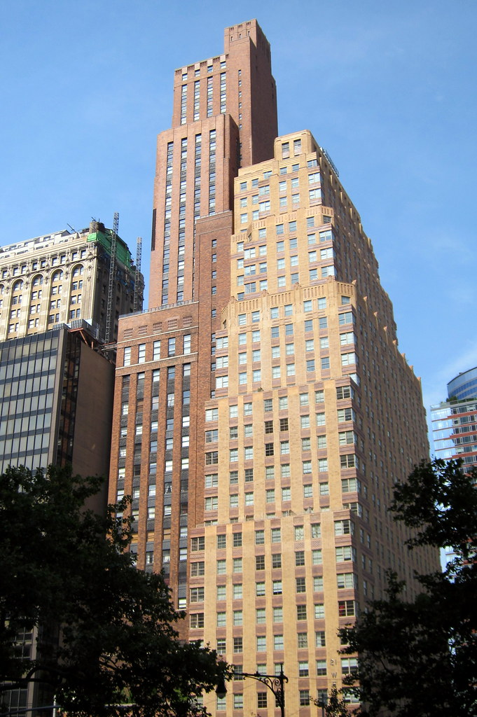 NYC Battery Downtown Athletic Club 21 West Street