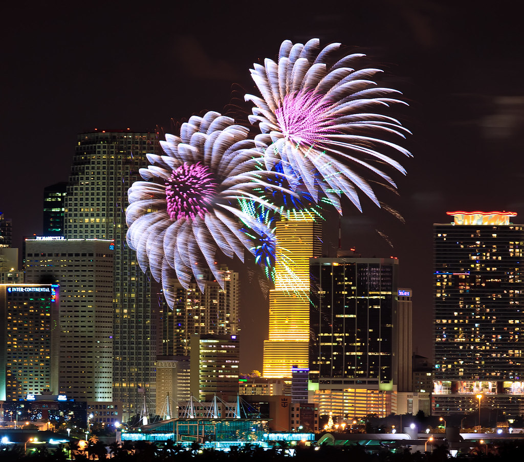 Happy New Year from Miami   New Year s Resolution  Take more      Flickr