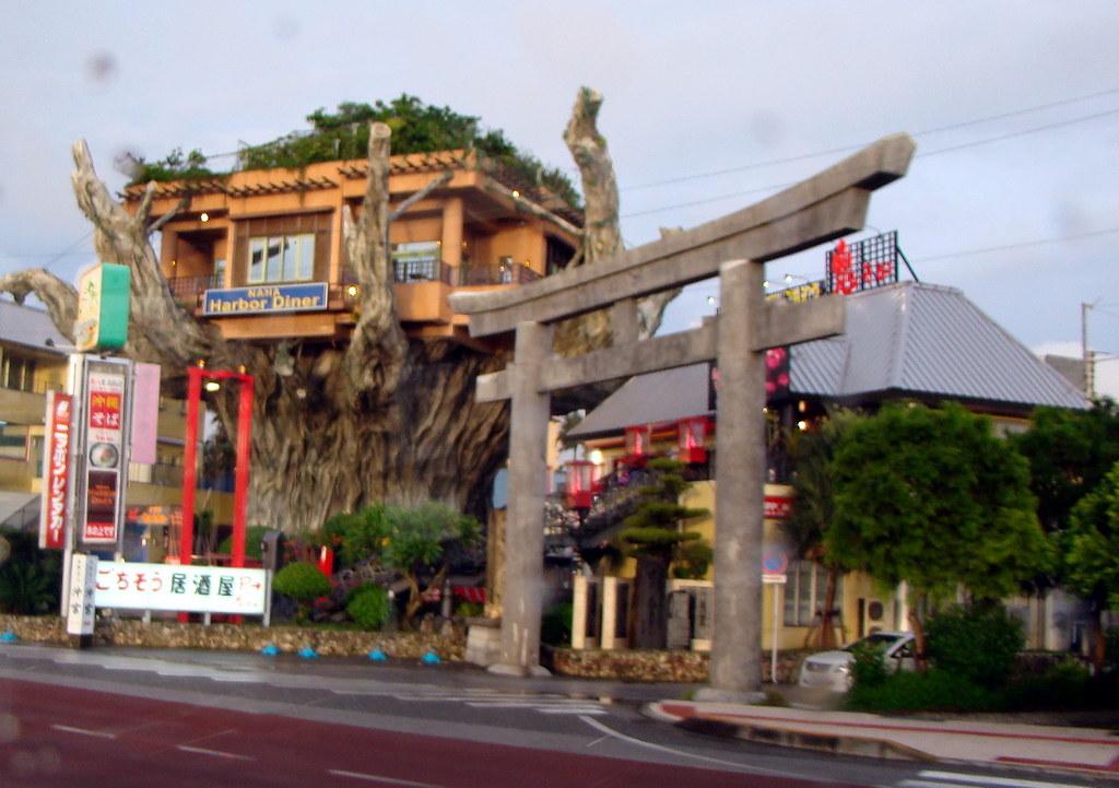 1009沖繩旅遊花絮 樹屋 搭車 餐飲 住宿 太平洋飯店 琉球 那霸 OKINAWA {日本旅遊}-60 | Flickr