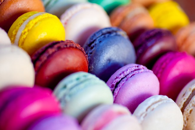 Adult Education at City Lit Macarons