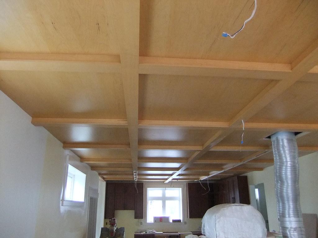 Plywood Ceiling Handslive Flickr