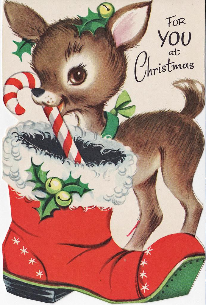 Santas Reindeer This Reindeer Is So Cute I Bought A