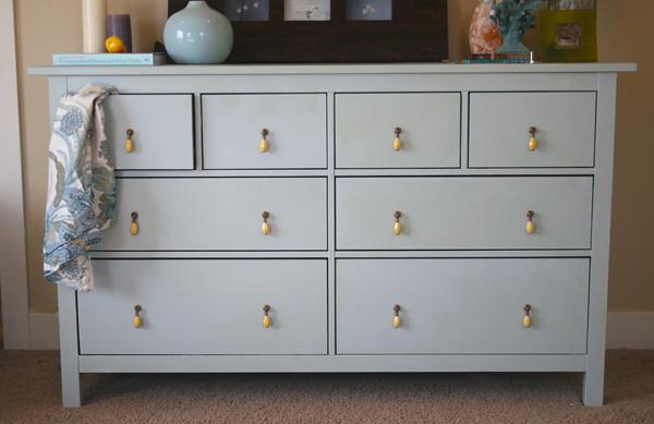 Updated IKEA Hemnes Dresser Blogged Here Brown Ruin