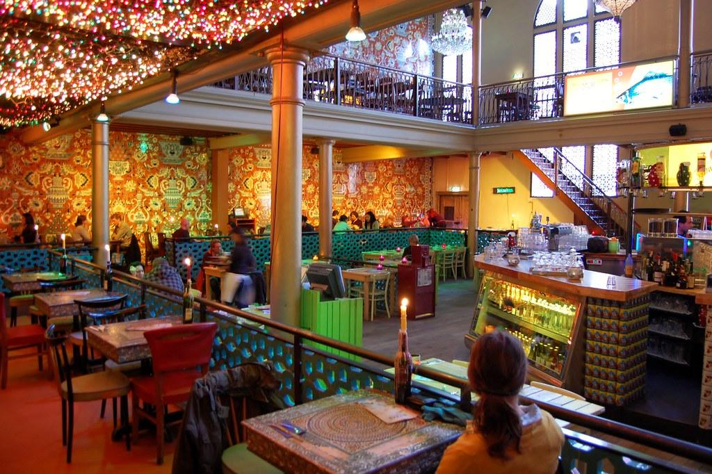 Albert Cuypstraat Restaurant Bazar Ivan Deboom Flickr