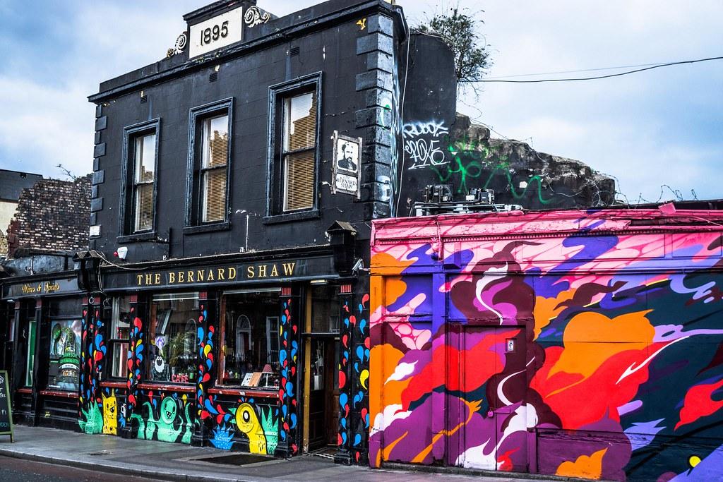 Graffiti Amp Street Art At Portobello Dublin Photo Gallery Flickr
