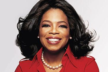 Oprah Winfrey persone di successo
