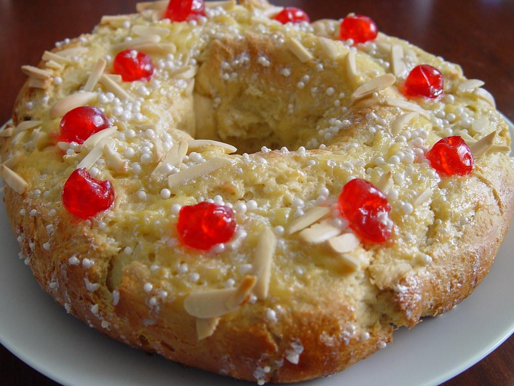Rosca De Reyes Rosca De Reyes Is A Sweet Bread Ring