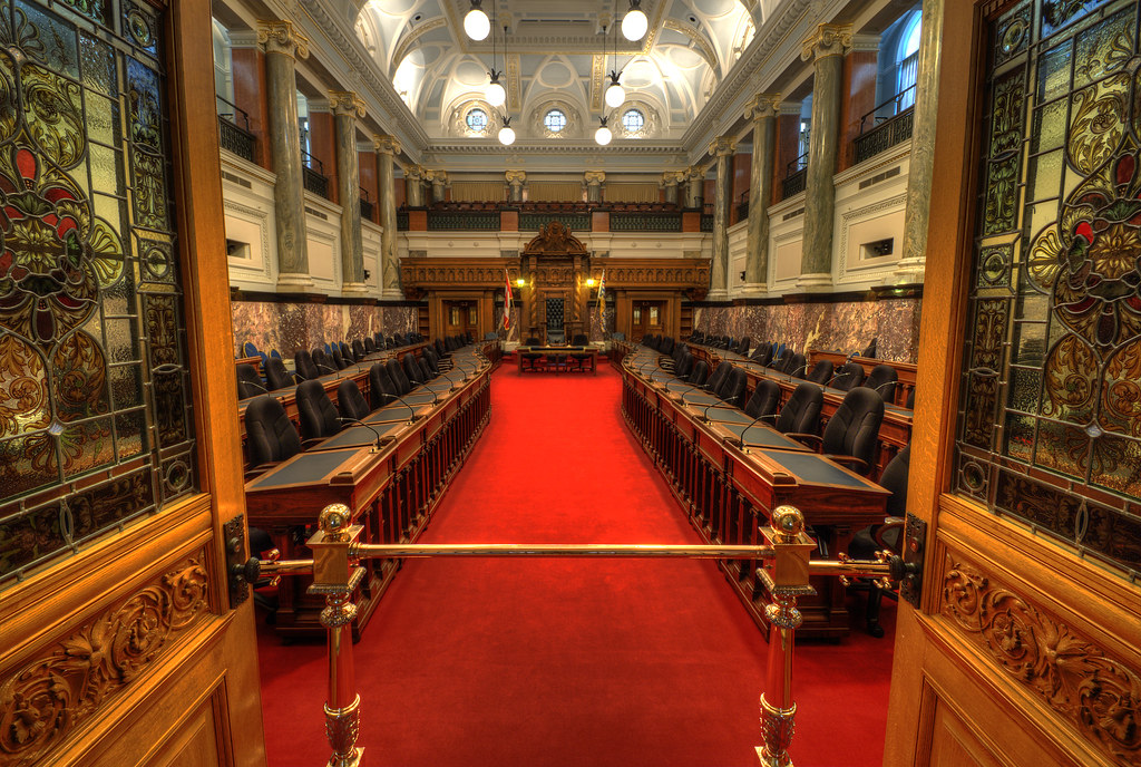 Legislative Assembly Of British Columbia Facebook Page