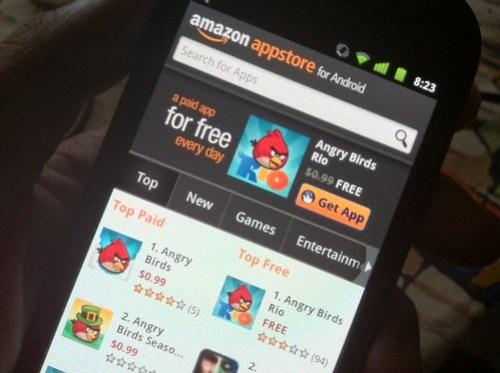 El informe es revelador: en los usuarios de la tienda de aplicaciones de Amazon se concentra los mayores compradores en multimedia. Tomen nota: los dispositivos de Amazon son Android OS custumizado.