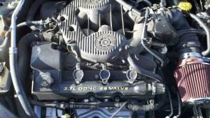 2006 chrysler sebring 27L top engine | fast4socal | Flickr