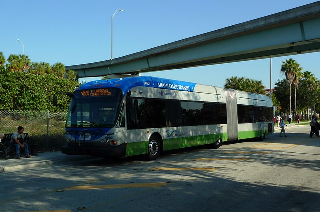 95 Express Bus Stop At West Broward Blvd Fort Lauderdale Fl Flickr Photo Sharing