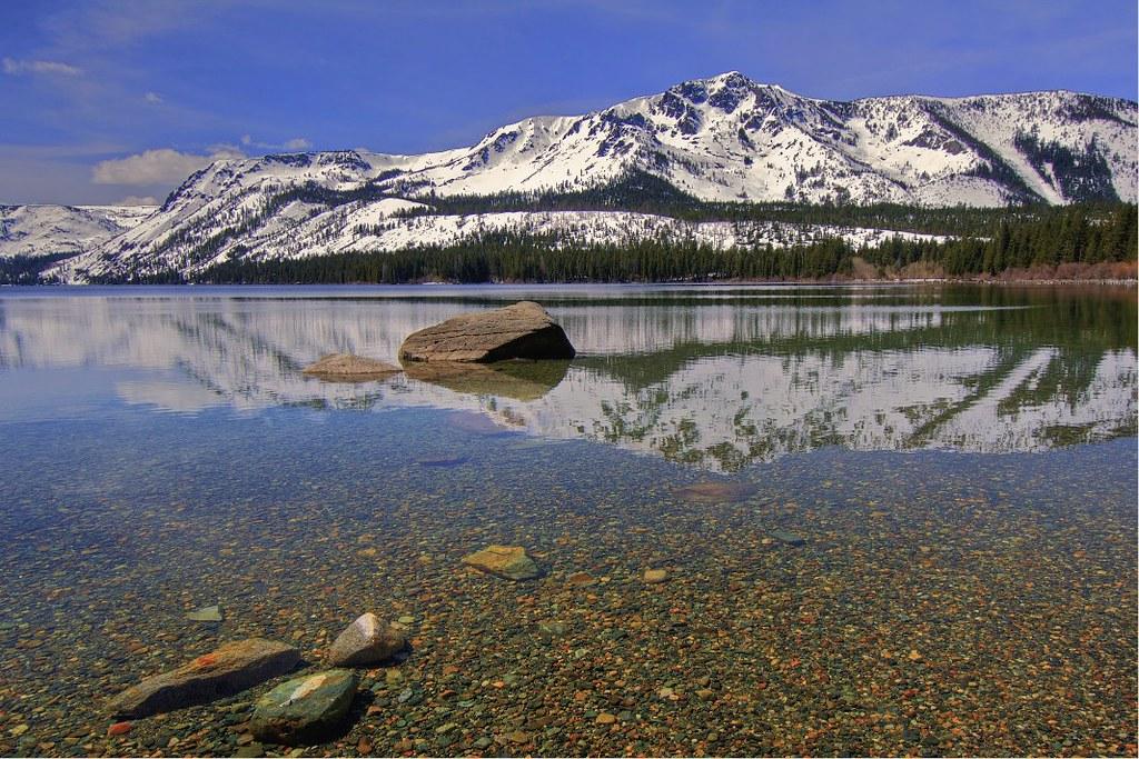 Mt Tallac Amp Fallen Leaf Lake South Lake Tahoe Californi