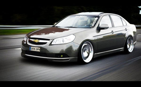 Chevrolet Epica | AmorettyWorks | Flickr
