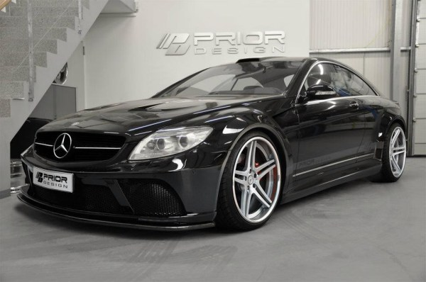 Mercedes-Benz CL [W216] PD-Black Edition Black Series Wide ...