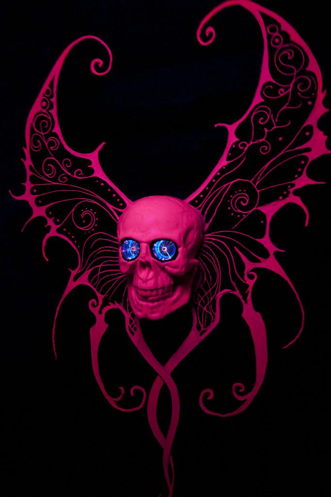 Crypt Mas Fairy At The Illumini Opening Night At And