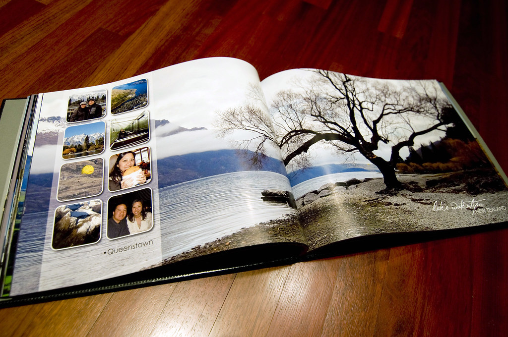 MyPublisher Deluxe Photo Book Leather