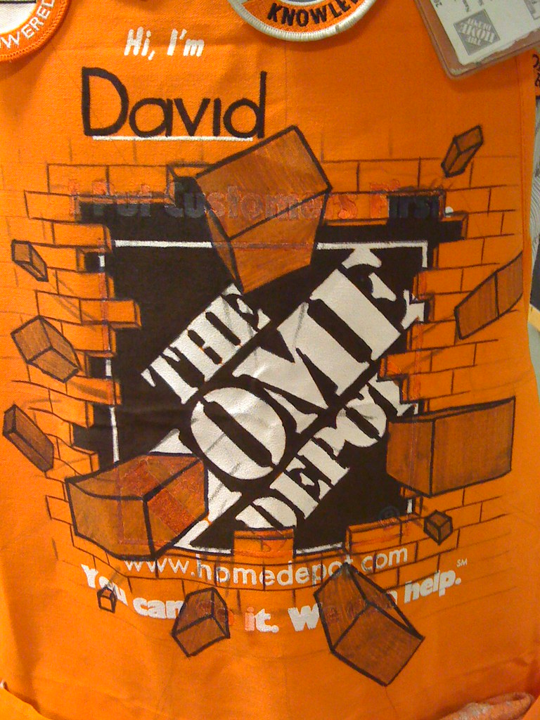 Home Depot Apron Design Davidkoepplin Flickr