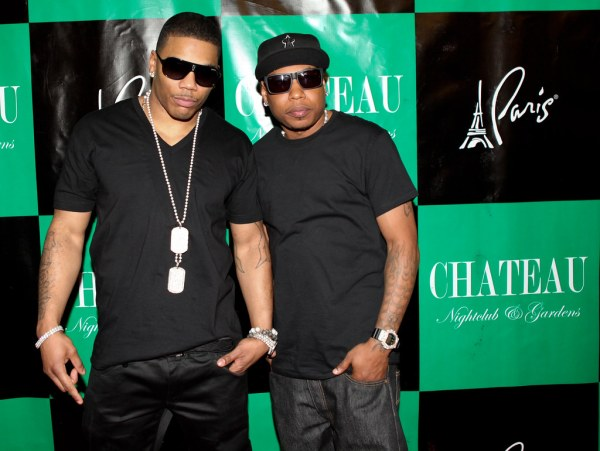 Nelly and City Spud | May 27, 2011 Red Carpet Event at ...