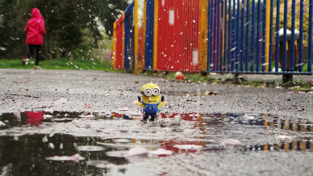 Minion Daves Adventures 6 Run Around In The Rain Flickr