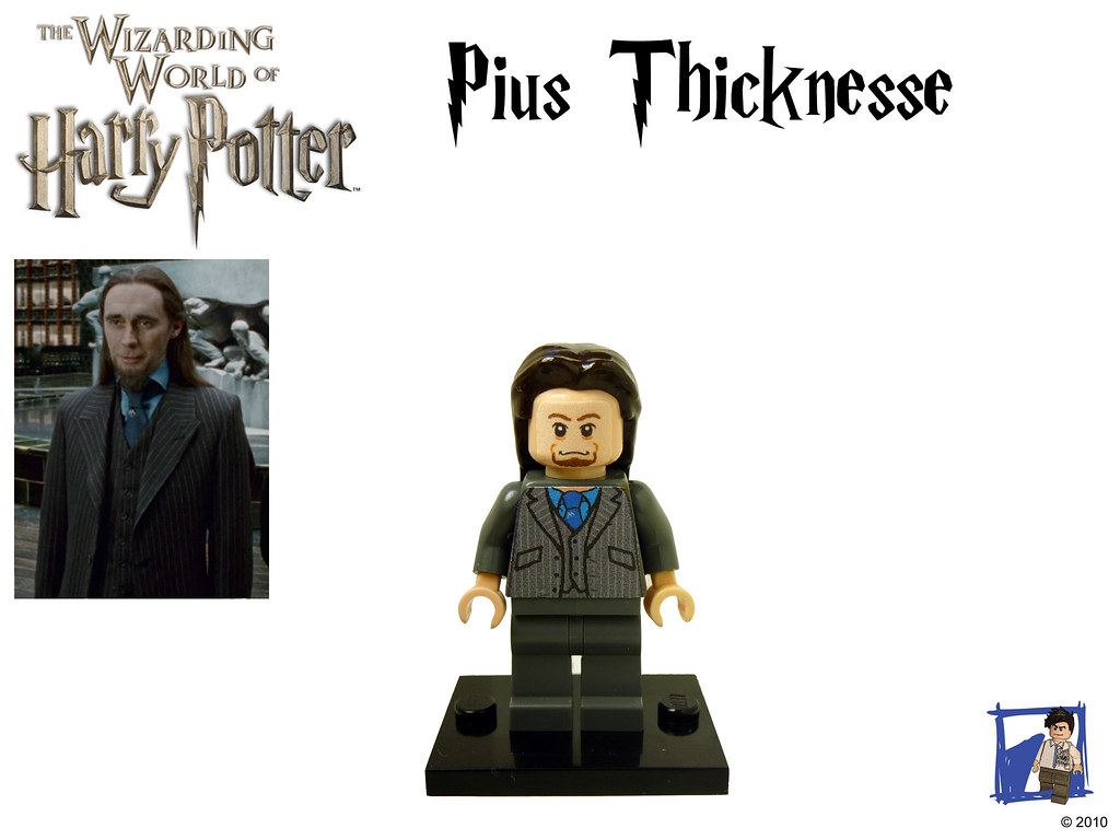 Pius Thicknesse Pius Thicknesse From The Film Harry