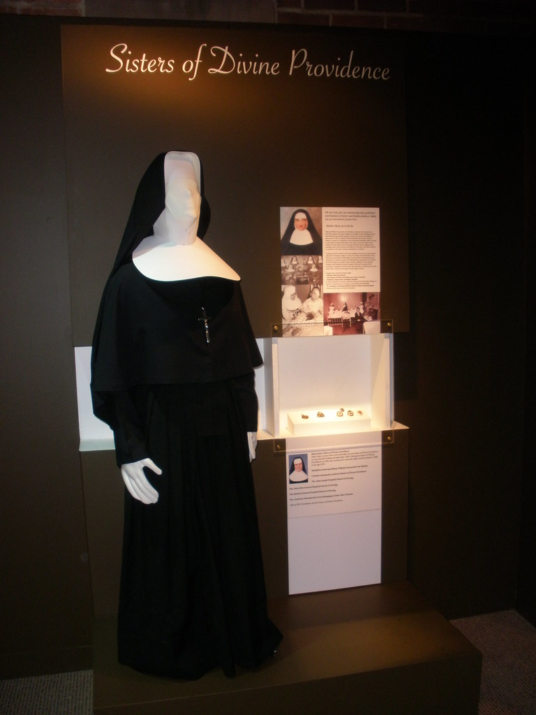 Sisters Of Divine Providence From The Quot Angels Of Mercy