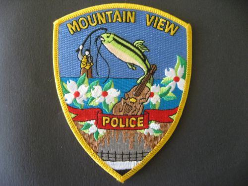 Mountain View Police, Arkansas | scoutnurse | Flickr