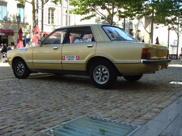 Ford Taunus 1.6 GL Automatic | Thomas Bersy | Flickr