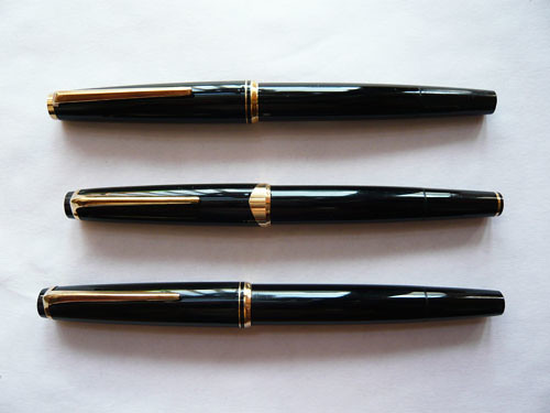 Montblanc 221 With No12 Amp No24 From The Top 221 No