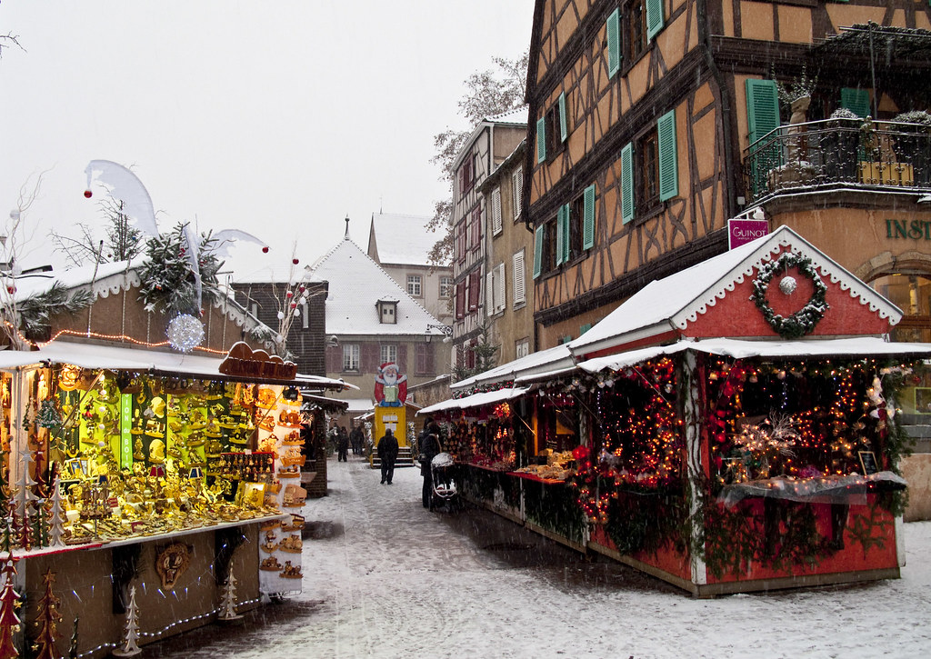 Colmar Christmas Markets 2010 Office De Tourisme De