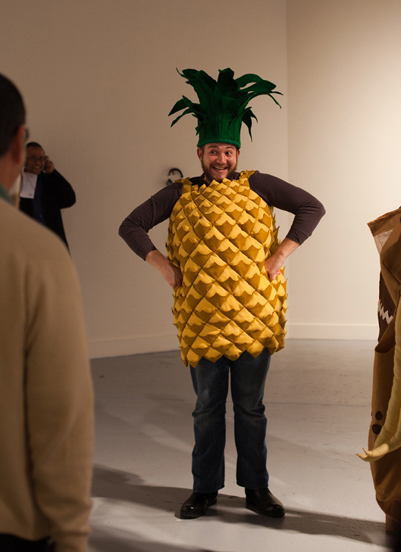 Amy Ho Wearable Fod Costumes Pineapple Somarts