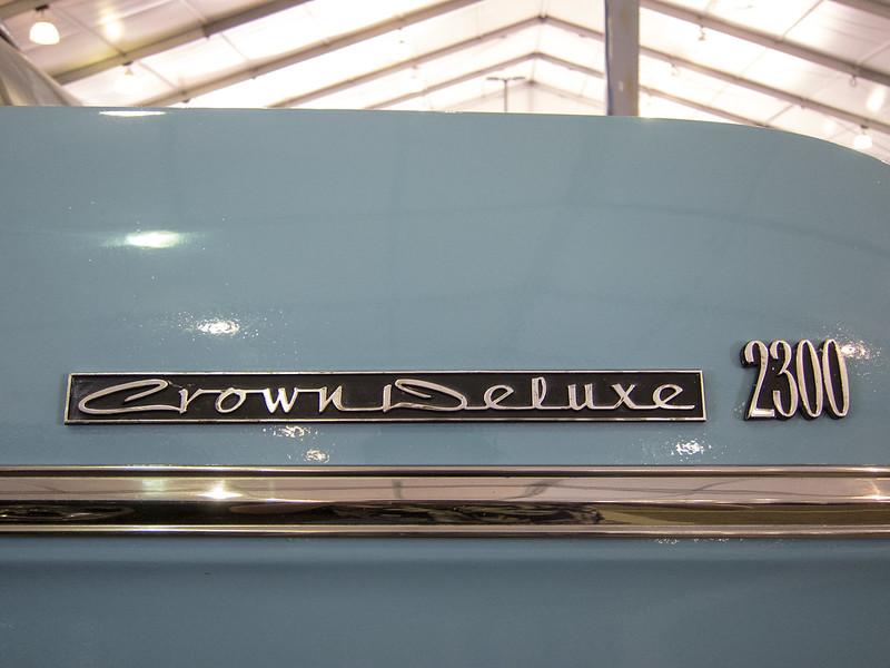 1967 Toyota Crown Deluxe