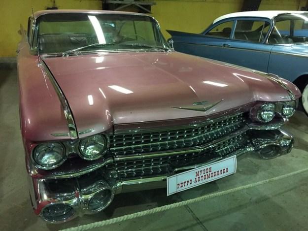 Cadillac Eldorado Seville 1959
