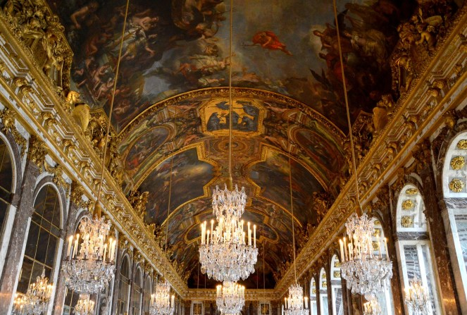 Versailles Palace, Château de Versailles, travel, photography, interior, architecture, Hall of Mirrors