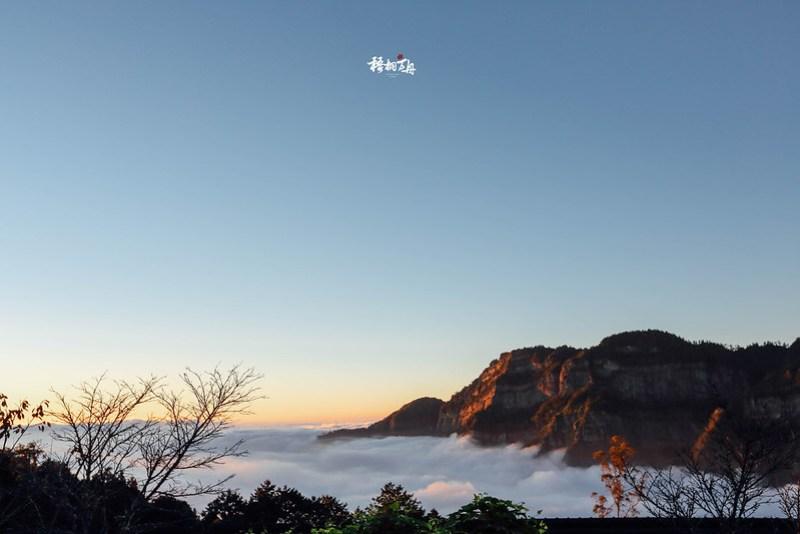12|阿里山雲海