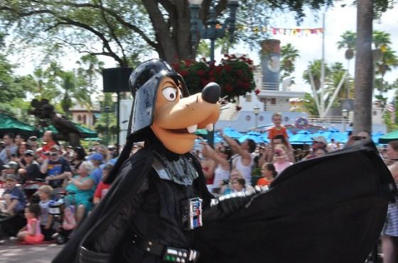Star Wars Weekends 2015 Motorcade