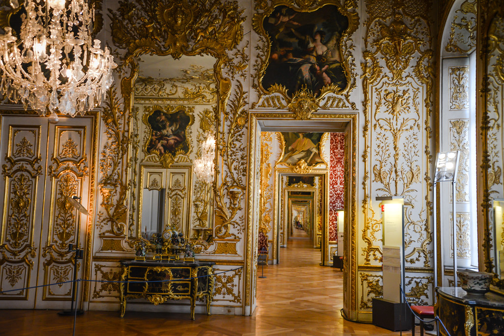 Apartments In The Royal Residenz Royal Palace Munich G
