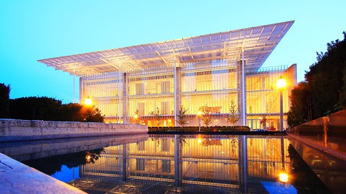 The Art Institute of Chicago- Modern Wing